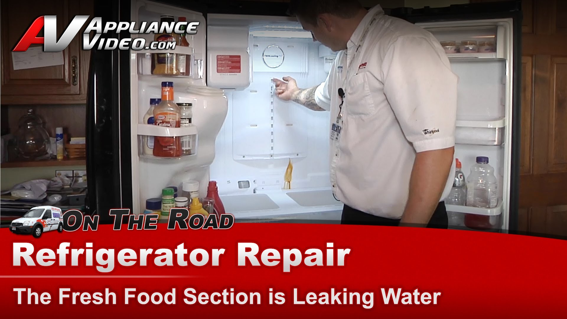 Samsung Rf268abbp Refrigerator Repair Fresh Food Section