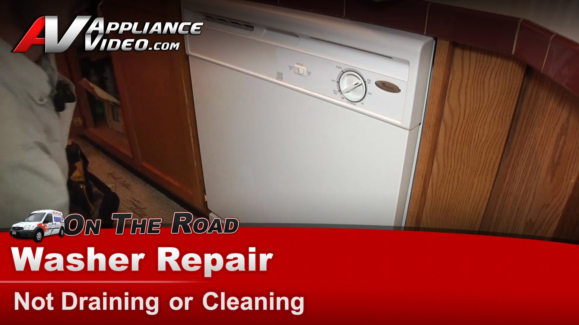 Whirlpool Du810swpq3 Dishwasher Repair  U2013 Not Draining Or