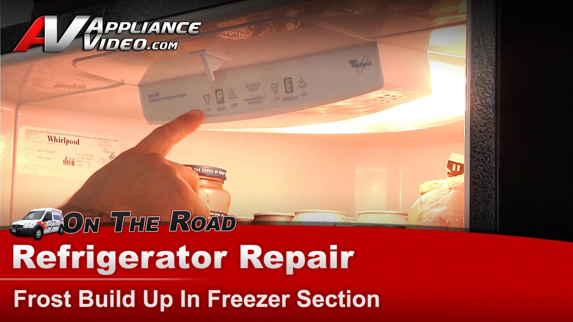 Whirlpool Gb2fhdxws07 Refrigerator Diagnostic And Repair
