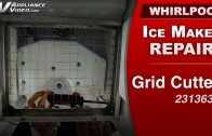 Whirlpool GI15NDXXQ Ice Maker – Unit shuts down and will not run – Electronic Control