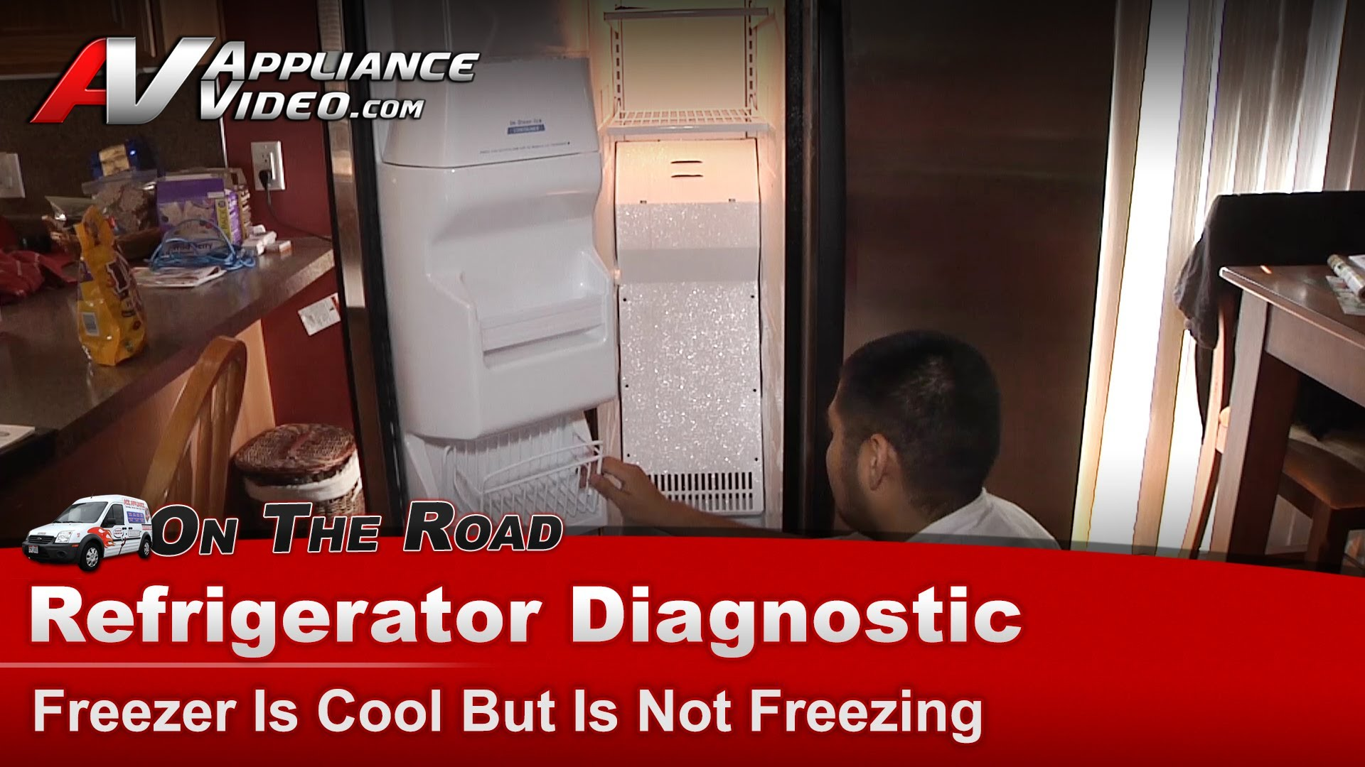 Whirlpool Gs6shaxms00 Refrigerator Diagnostic Freezer Is