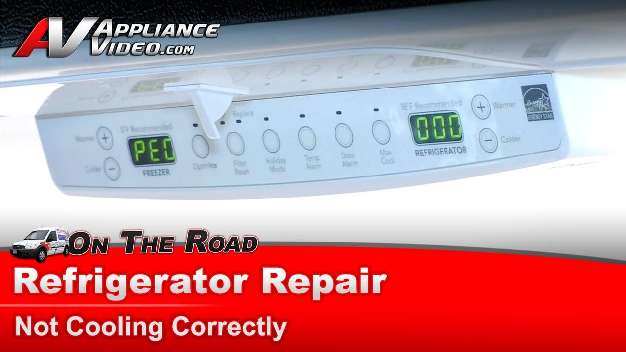 Whirlpool Kbla20erss01 Refrigerator Repair Is Not