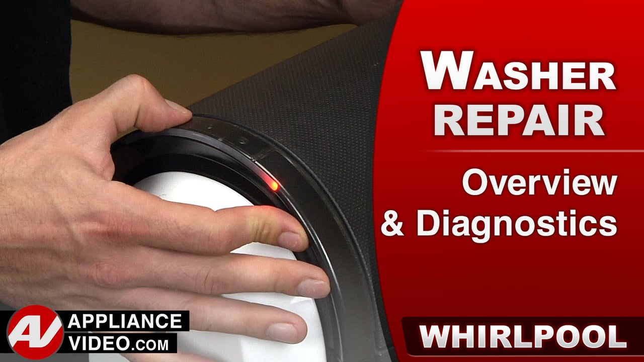 Whirlpool Swash Repair – Diagnostic Overview