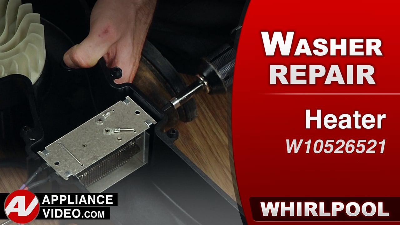 Whirlpool Swash Repair – Heater