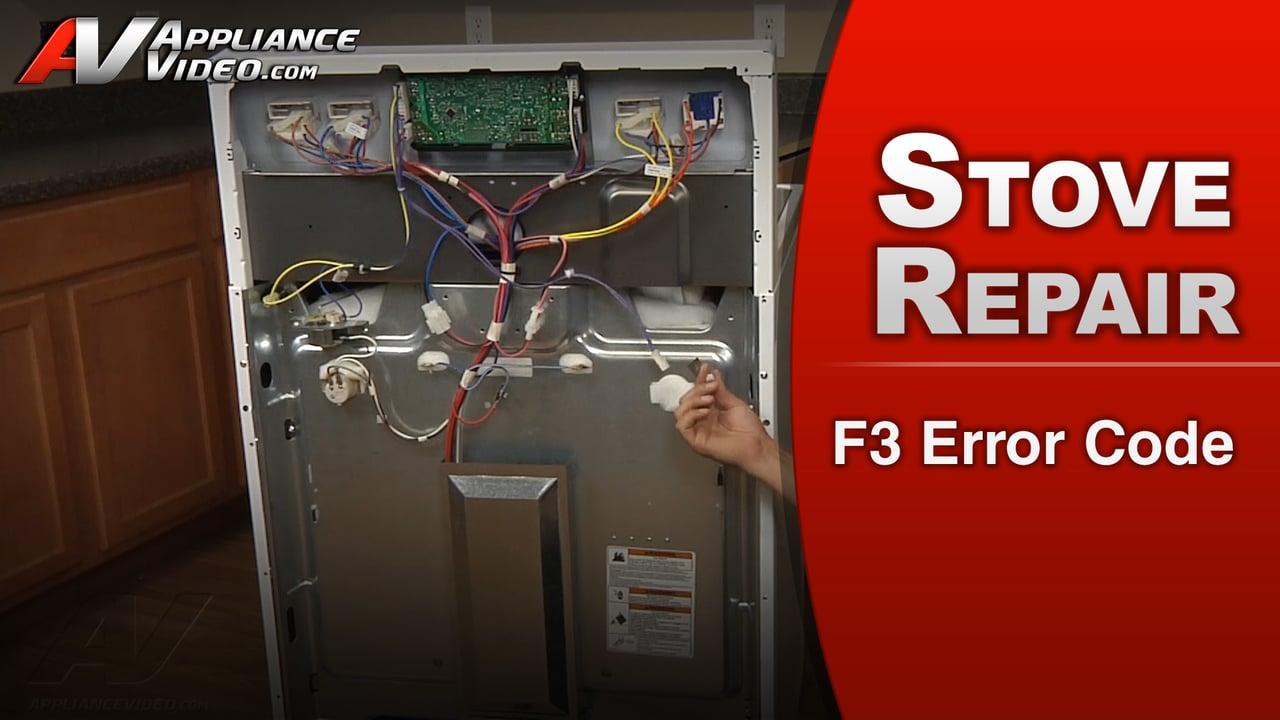 whirlpool wfe510s0as electric range appliance video rh appliancevideo com