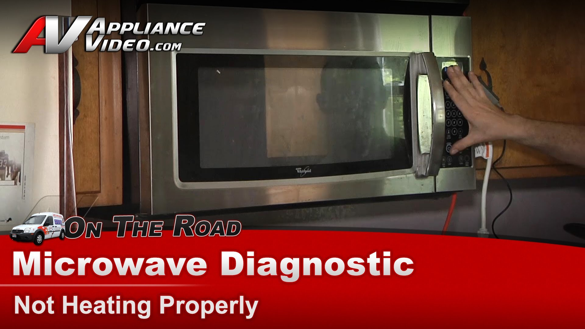 Whirlpool Wmh1162xvs 2 Microwave Diagnostic Not Heating