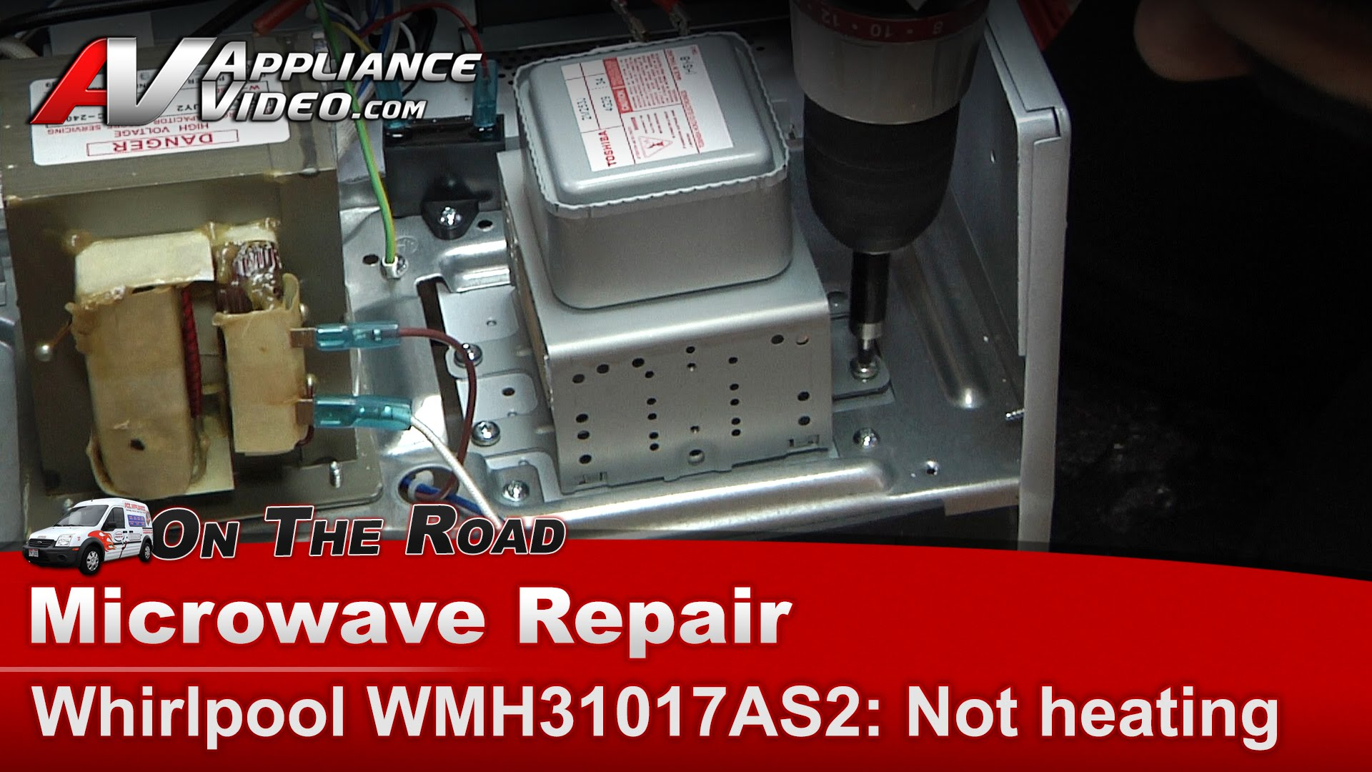 Whirlpool Wmh31017as2 Microwave Repair Not Heating