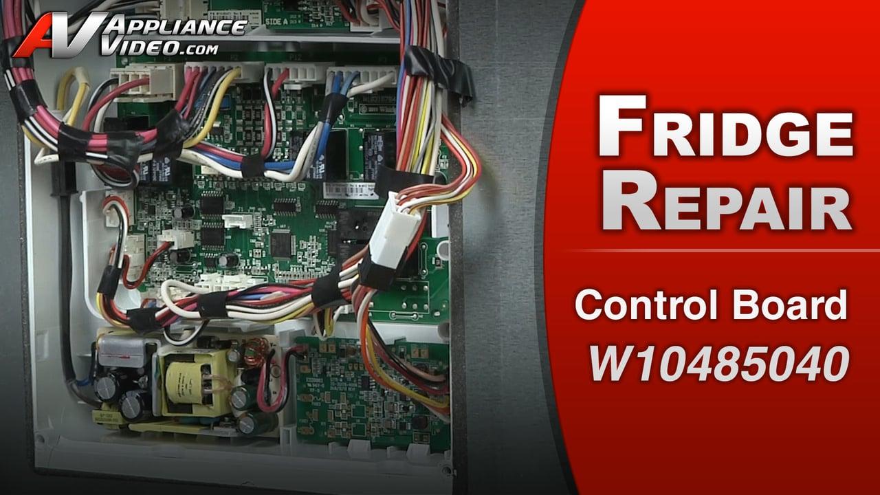 Whirlpool Wrf989sdab Gold Series Refrigerator Appliance