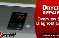 GE PSE25KSHKHSS Refrigerator – Not cooling in the freezer – Evaporator Fan Motor