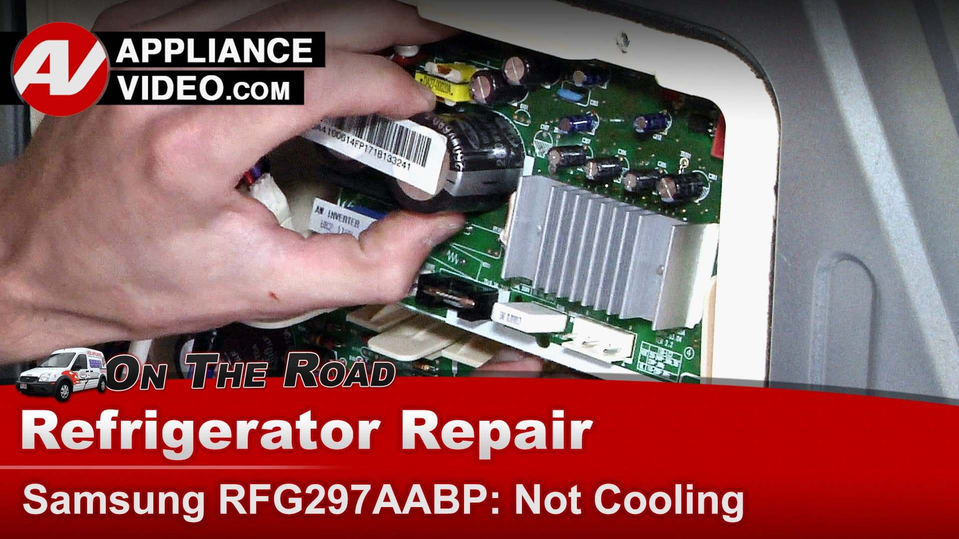 Samsung Rfg297aabp Refrigerator Not Cooling