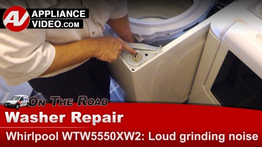 Top Load Washer Appliance Video