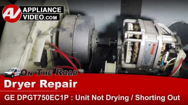 Ge Dryer Blower Motor Overheating And Short Cycling