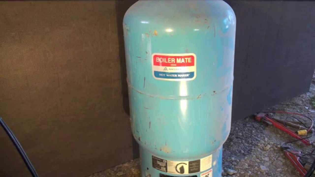 Overview of the Boiler Water Heater | Appliance Video