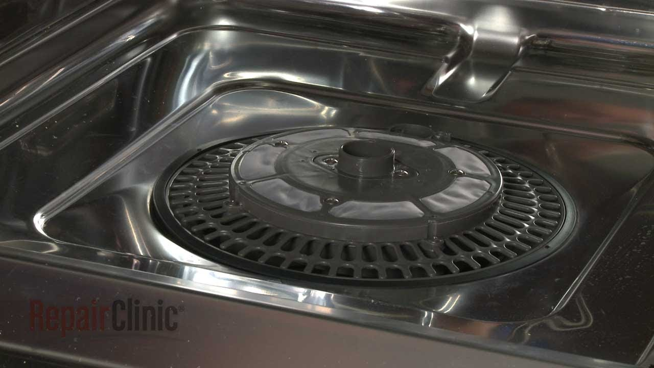 Replacing The Sump Gasket On A Lg Dishwasher Appliance Video