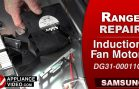 Samsung NE595N0PBSR Induction Stove – Noisy – Cooktop Fan Motor