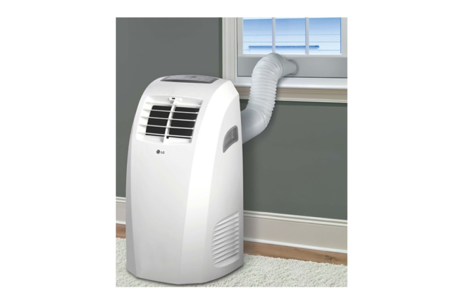 Lg S 10 000 Btu Portable Air Conditioner Comes With A