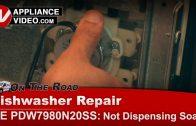 GE GDT655SSJ2SS Dishwasher – Leaking water – Tub Gasket