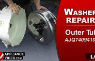 Speed Queen – Alliance ADEE9RGS175TW01 Dryer – Loud noise – Cylinder Roller