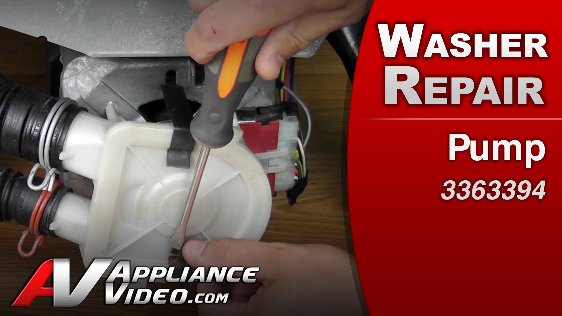 Whirlpool Lsb6500pw4 Washer Leaking Water Appliance Video