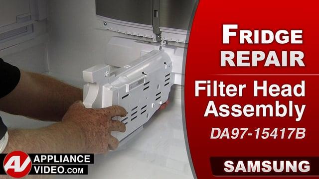 Samsung Rf22k9581sr Refrigerator Water Leaking Filter
