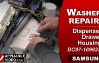 Samsung RF22R7551DT/AA Refrigerator – Ice buildup in rear of Fresh Food – Fresh Food Heater Metal Sheath