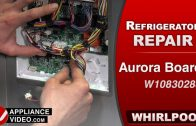Speed Queen – Alliance ADEE9RGS175TW01 Dryer – Will not start – Control Assembly