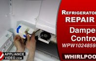 Speed Queen – Alliance ADEE9RGS175TW01 Dryer – Will not start – Belt Switch