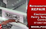 Whirlpool WED7300DW1 Dryer – Unit will not start – Door Switch