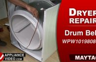 Whirlpool WED7300DW1 Dryer – Unit does not heat – Heating Element