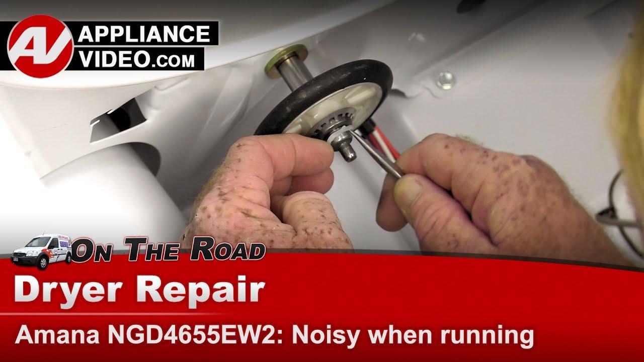 gas dryer repair