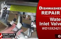 Frigidaire FFTW4120SW Washer – Will not fill – Lid Switch