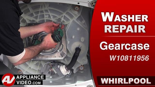 Whirlpool WTW7500GW0 Washer – Loud noise when in spin – Gearcase