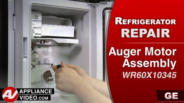 GE GFE28GSKISS Refrigerator – No ice dispensing – Auger Motor Assembly