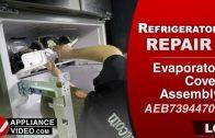 LG LFX25974ST Refrigerator – Frost build up in fridge – Refrigerator Door Gasket