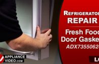Whirlpool WRT316SFDM01 Refrigerator – Not cooling at all – Defrost Control Board