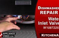 Dw80m9960 Dishwasher Rail Motor Disassembly – Samsung