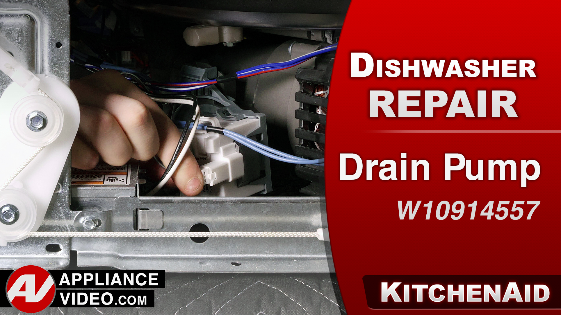 KitchenAid KDTM354ESS Dishwasher | Appliance Video