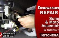 Dw80n3030 Dish Washer Dispenser Assembly – Samsung