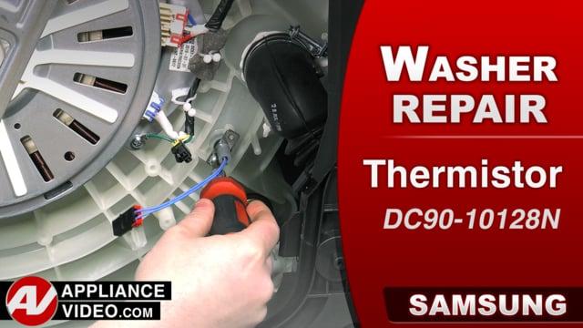 Samsung WA52M8650AV Washer – TC Error code – Thermistor