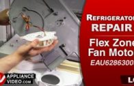LG LMXC23796S Refrigerator – Not dispensing water – Water Dispenser Micro Switch