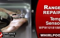 Whirlpool  WFE975H0HZ1 Stove – Element will not heat –  Single Burner Element