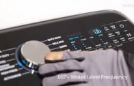 Samsung Front Load Washer – Calibration