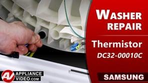 Samsung WF45T6200AW Washer – Error code T1C – Thermistor