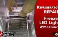 GE PSE25KSHKHSS Refrigerator – Not making ice – Ice Maker