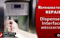 GE PSE25KSHKHSS Refrigerator – Not cooling in the freezer – Defrost Heater
