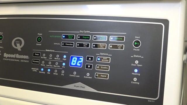 Alliance – Speed Queen – Stack Washer_Dryer User Operation