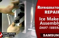 Samsung RF22R7551DT/AA Refrigerator – Freezer not defrosting – Freezer Thermo Fuse Assembly