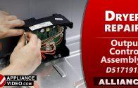Speed Queen – Alliance ADEE9RGS175TW01 Dryer – Taking a long time to heat – Bar Sensor